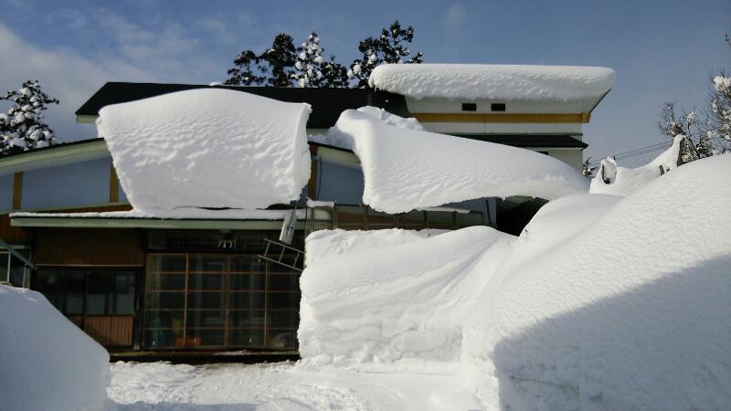 大雪です_f0081443_23424857.jpg