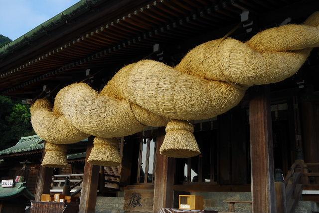 日本神話の旅 【出雲大社】_c0011649_17275540.jpg