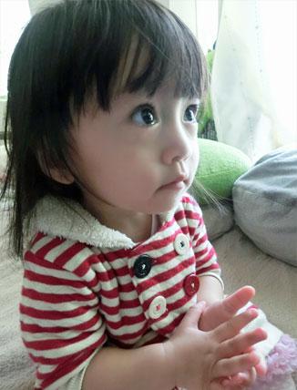 一加、1歳4ヶ月☆ ママもプチ成長?_d0224894_1592823.jpg