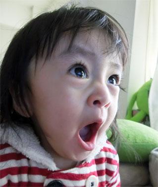 一加、1歳4ヶ月☆ ママもプチ成長?_d0224894_1593263.jpg