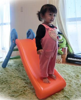 一加、1歳4ヶ月☆ ママもプチ成長?_d0224894_201314.jpg