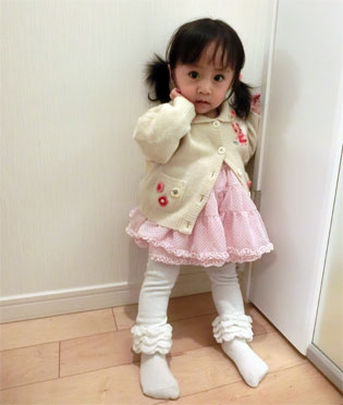 一加、1歳4ヶ月☆ ママもプチ成長?_d0224894_2361115.jpg