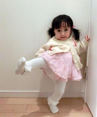 一加、1歳4ヶ月☆ ママもプチ成長?_d0224894_251335.jpg