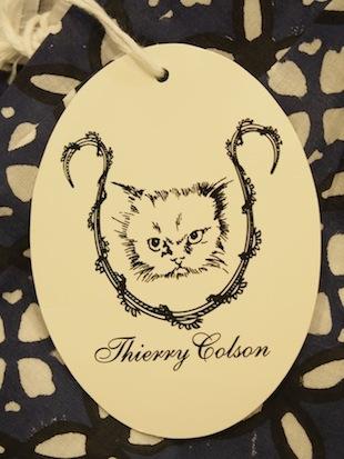 1月18日(土)Thierry Colson入荷です!_a0169017_18483240.jpg