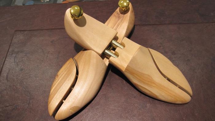 革靴にも休息を_b0226322_17123813.jpg