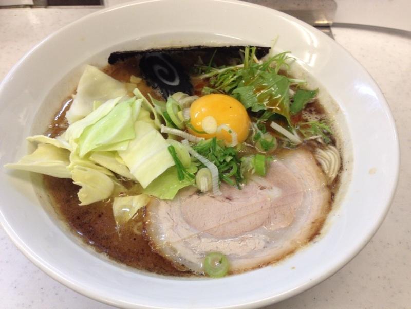 グルメ部☆東名焼津インター近く「麺や玉蔵」_a0253729_1082611.jpg