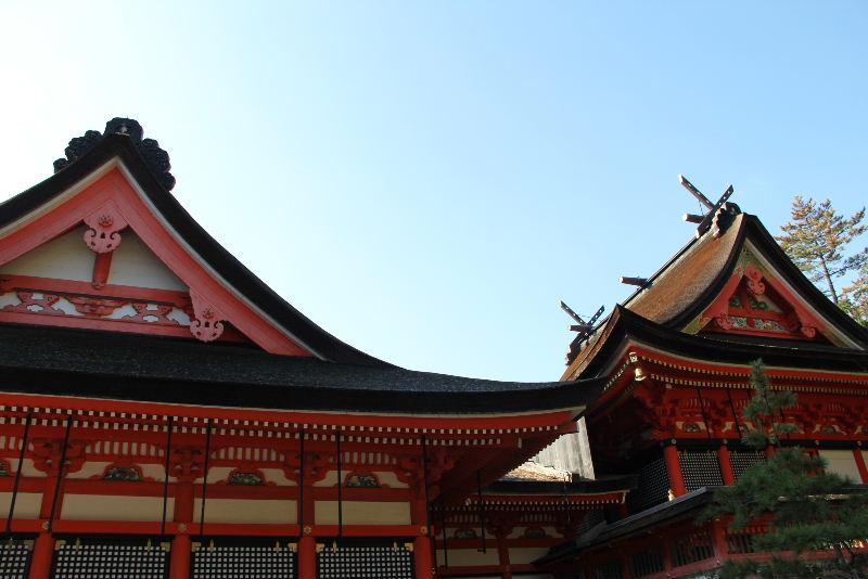 日本神話の旅 【日御崎神社】_c0011649_12384595.jpg