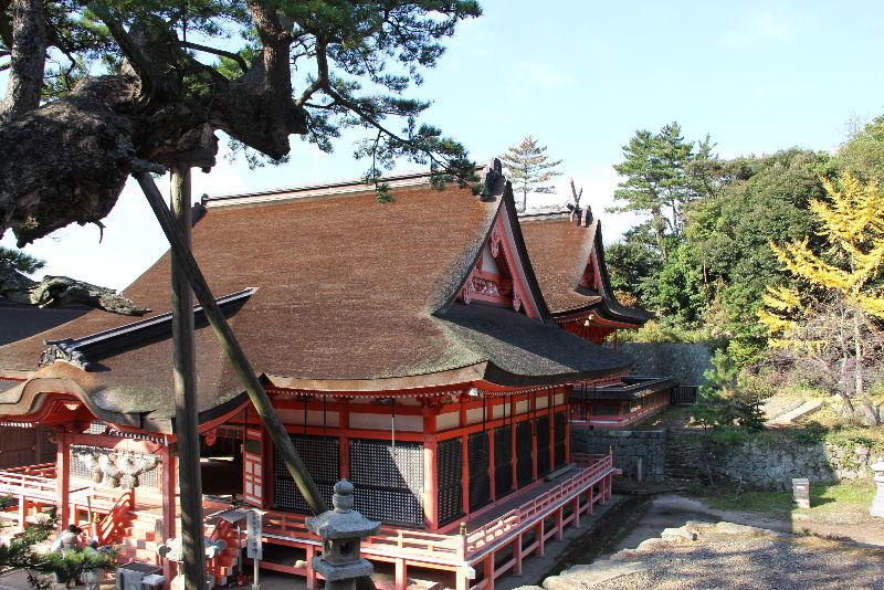 日本神話の旅 【日御崎神社】_c0011649_12391811.jpg