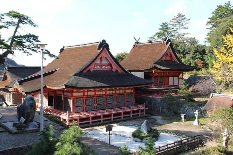 日本神話の旅 【日御崎神社】_c0011649_1240096.jpg