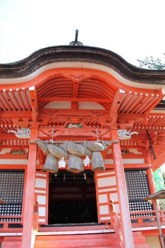 日本神話の旅 【日御崎神社】_c0011649_12511281.jpg
