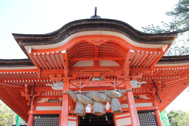 日本神話の旅 【日御崎神社】_c0011649_12514083.jpg