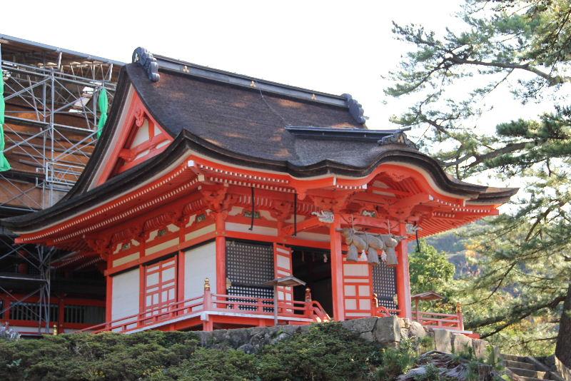 日本神話の旅 【日御崎神社】_c0011649_12515836.jpg