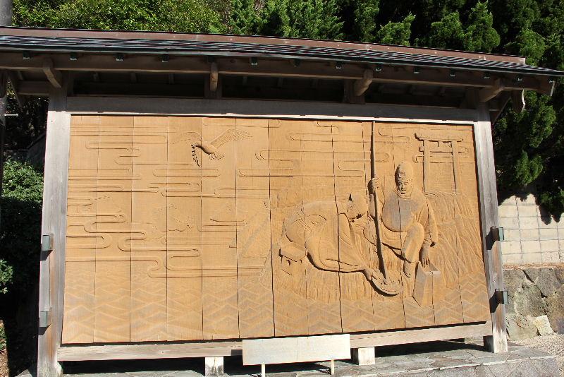 日本神話の旅 【日御崎神社】_c0011649_823431.jpg