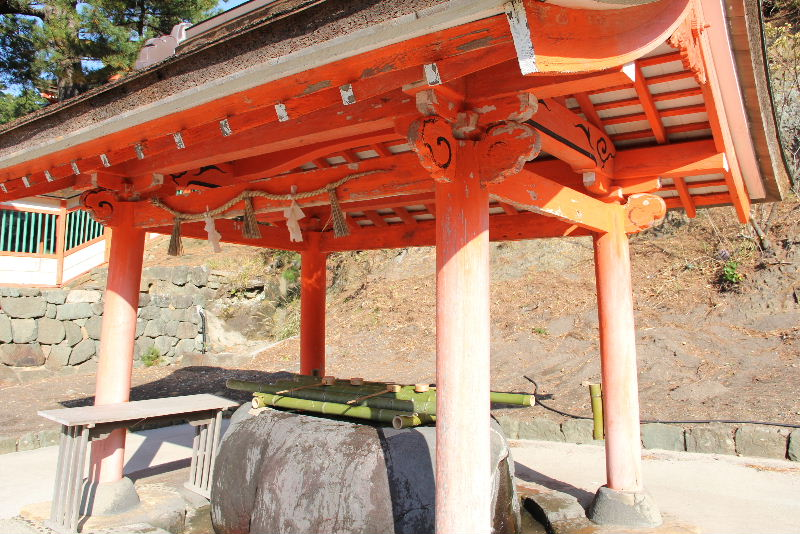 日本神話の旅 【日御崎神社】_c0011649_824443.jpg