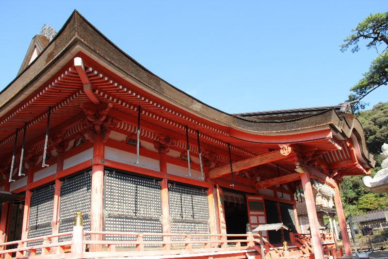 日本神話の旅 【日御崎神社】_c0011649_9413473.jpg