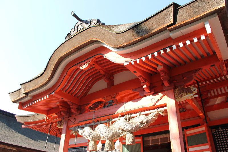 日本神話の旅 【日御崎神社】_c0011649_982931.jpg