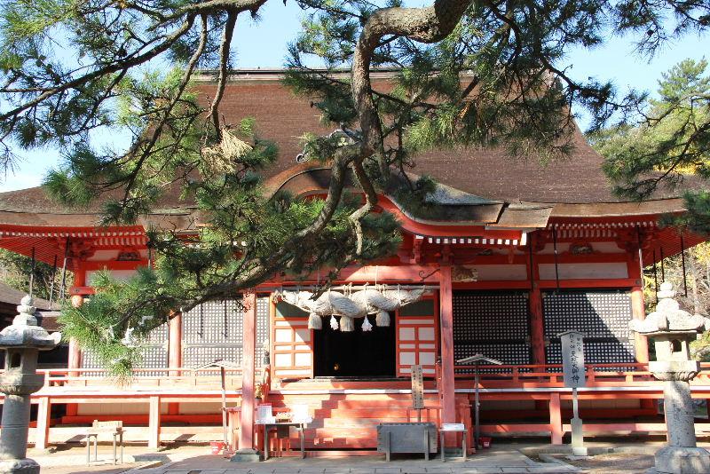 日本神話の旅 【日御崎神社】_c0011649_985879.jpg
