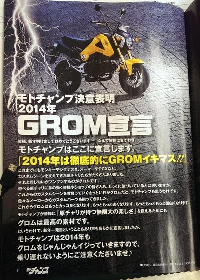 GROM ノーマルパワー_e0114857_20105252.jpg
