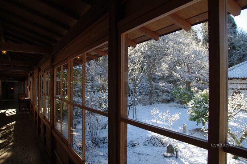 冬の京都・雪の曼殊院 #1_a0157263_19585605.jpg