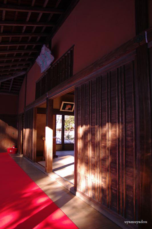 冬の京都・雪の曼殊院 #1_a0157263_19585634.jpg