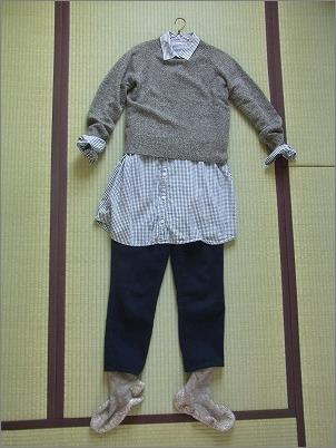 【 新しい服を買ったらすること 】_c0199166_23145276.jpg
