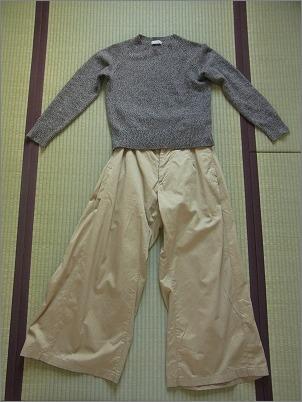 【 新しい服を買ったらすること 】_c0199166_2316335.jpg