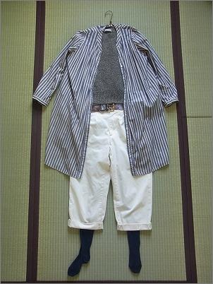【 新しい服を買ったらすること 】_c0199166_23184995.jpg