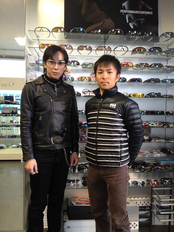 金栄堂で2014年も愛三工業レーシング・平塚吉光選手をサポートさせていただきます!_c0003493_12381948.jpg