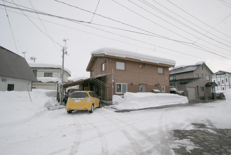 K様邸「船場町の家」_f0150893_1242726.jpg