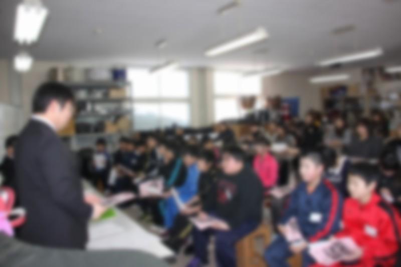 6年生も中学校一日入学参加_d0162600_18563856.jpg