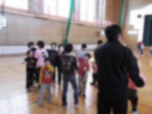 新入生1日入学 5年生と交流_d0162600_18573284.jpg