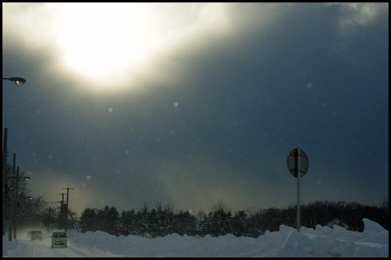 氷点下10度の日の出_b0019313_17342912.jpg