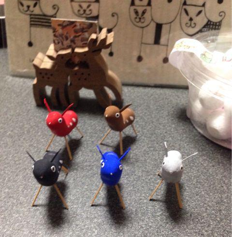 『レインボーラムネ』&『五色鹿』などなど〜♪_b0203925_838493.jpg