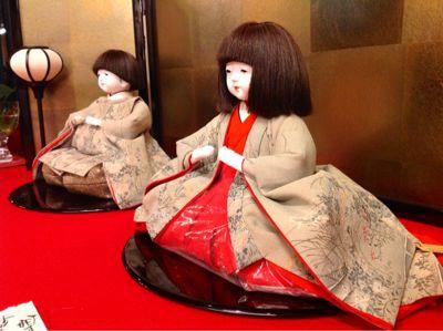 雛人形展が始まりました‼_a0071934_19533580.jpg