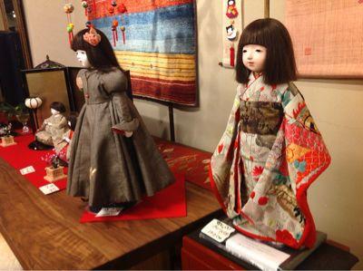 雛人形展が始まりました‼_a0071934_19533655.jpg