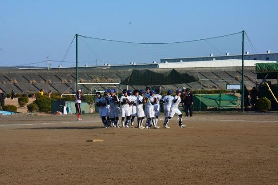 2014栄光杯 東海学園VS淑徳_b0249247_22574811.jpg