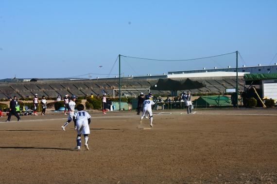 2014栄光杯 東海学園VS淑徳_b0249247_22582242.jpg
