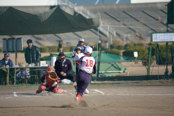 2014栄光杯 東海学園VS淑徳_b0249247_230402.jpg