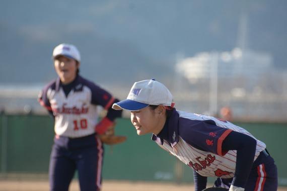 2014栄光杯 東海学園VS淑徳_b0249247_2324862.jpg