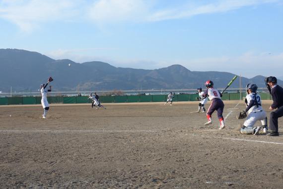 2014栄光杯 東海学園VS淑徳_b0249247_235059.jpg