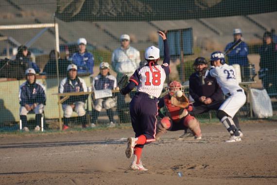 2014栄光杯 東海学園VS淑徳_b0249247_2364085.jpg