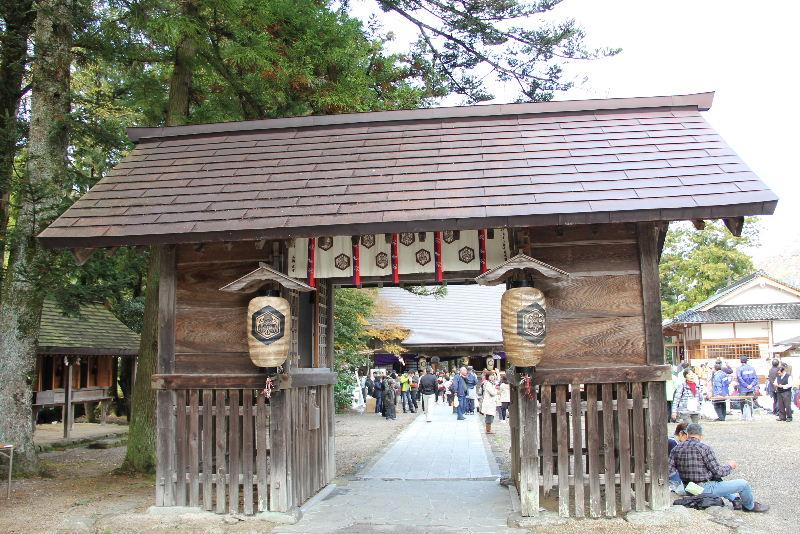 日本神話の旅 【須佐神社】_c0011649_15323484.jpg