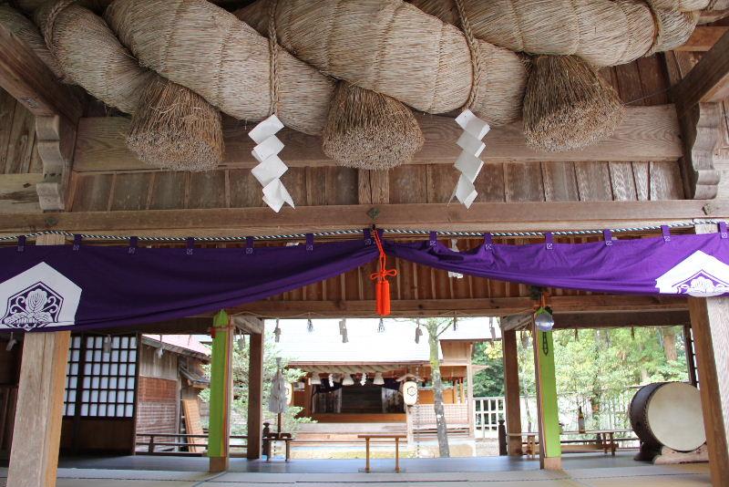 日本神話の旅 【須佐神社】_c0011649_15343043.jpg