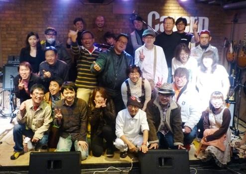 2013年・カラフル年末ライブ、2日目のライブレポpart1★_e0188087_0101864.jpg