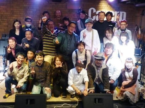 2013年・カラフル年末ライブ、2日目のライブレポpart1★_e0188087_010439.jpg