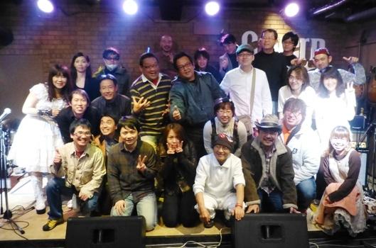 2013年・カラフル年末ライブ、2日目のライブレポpart1★_e0188087_095650.jpg