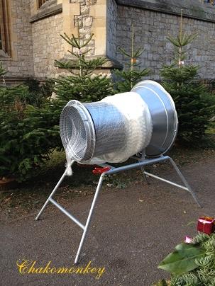 Christmas TreeとGingerbread_f0238789_20181496.jpg