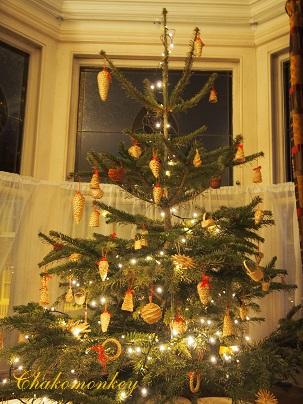 Christmas TreeとGingerbread_f0238789_20185842.jpg