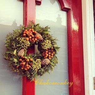 Christmas TreeとGingerbread_f0238789_20234546.jpg