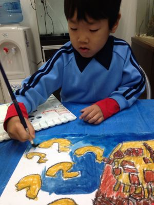 水彩画つづき あべの教室_f0215199_9321950.jpg